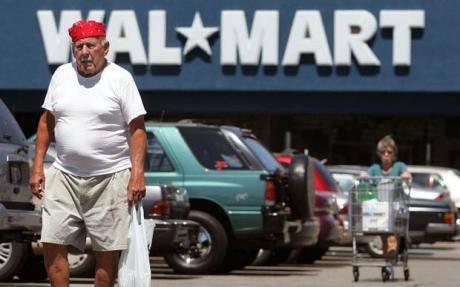 WalMart Shopping for a Husband