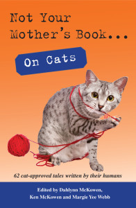 Not Your Mother's Book...On Cats by Stacey Gustafson