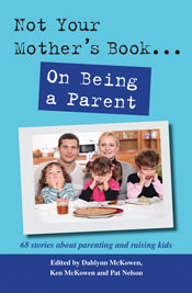 Not Your Mother's Book...On Parenting Stacey Gustafson
