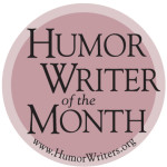 bombeck writer of the month copy