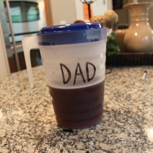 family fight over iced tea stacey gustafson