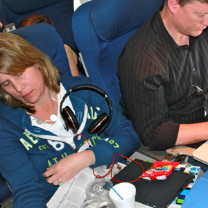 The Secret of Airplane Travel