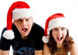 Is Flipping the Bird a Holiday Tradition? Stacey Gustafson