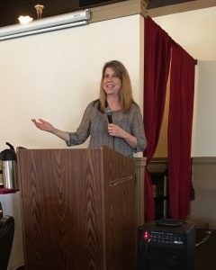 How to be an Emcee when you're stupid like me stacey gustafson