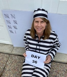 My Weird Quarantine Diary Stacey Gustafson